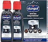 durgol swiss espresso Spezial-Entkalker – Kalkentferner für Kaffeemaschinen aller Typen und Arten...