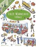 Fehler-Wimmelbuch-Fußball: Kinderbücher ab 2 Jahre