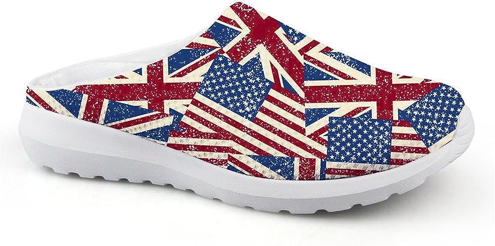 SANNOVO Garden Sandal Comfort Ranking TOP17 Mul Slippers Ladies Max 83% OFF Walking