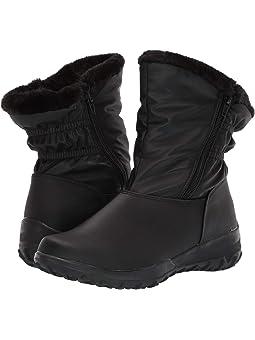 Womens wide width waterproof boots +