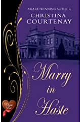 Marry in Haste (Choc Lit) (Regency Romance Collection Book 1) (English Edition) Format Kindle