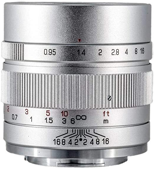 Zhongyi Mitakon Speedmaster 35 Mm F 0 95 Mark Ii Objektiv Für Fuji X Spiegellose Kameras