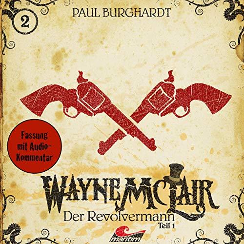 Der Revolvermann 1 cover art