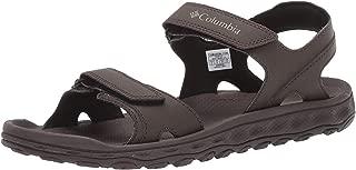 Men's Buxton 2 Strap Sandal, Shock Absorbent, Wet-Traction Grip