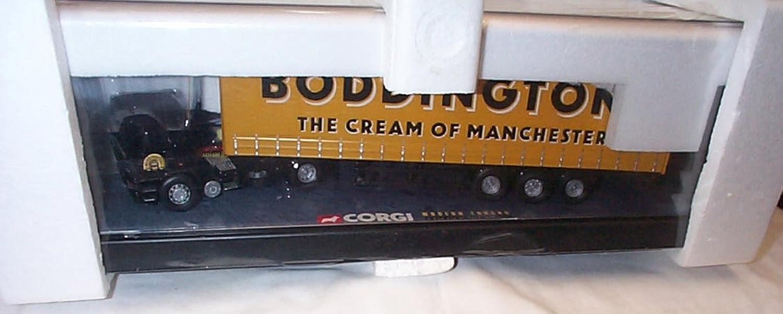 Corgi 1 50 Scale Diecast - 75202 ERF Curtainside Boddingtons + Case B00OLRF06M Förderung  | Spielzeugwelt, fröhlicher Ozean