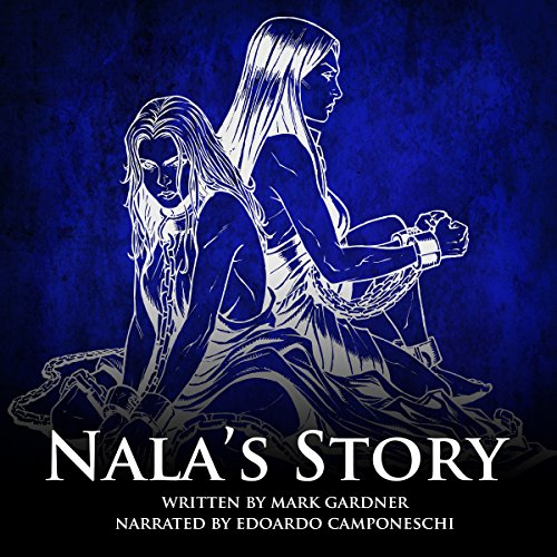 Nala's Story audiobook cover art