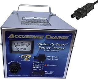 شارژر باتری 48 ولت 17 آمپر گلف سبد خرید برای یاماها