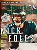 Sports Illustrated Magazine (January 29, 2018 - February 5, 2018)  Nick Foles Cover