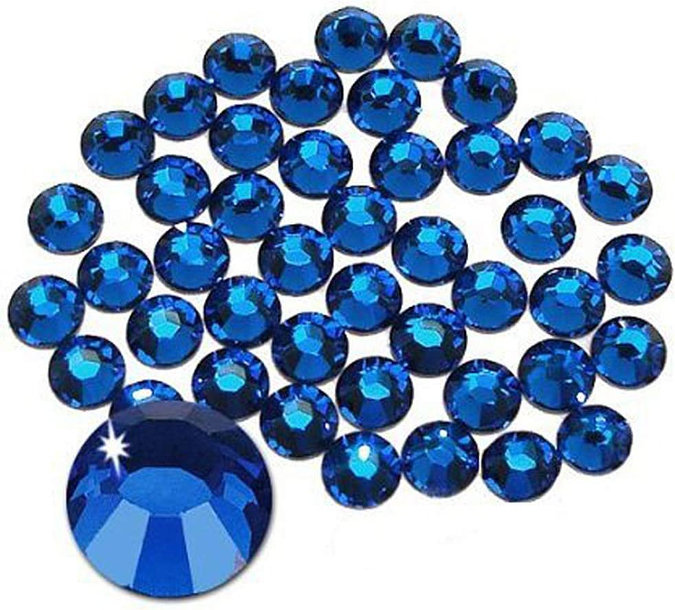 Jollin Glue Fix Crystal Flatback Glass Detroit Mall Gem Quality inspection Diamantes Rhinestones