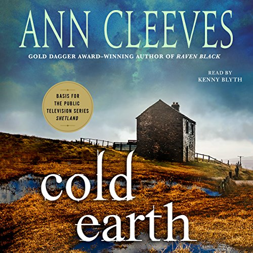 Cold Earth audiobook cover art