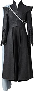 Women's Suit for Game of Thrones VII Daenerys Targaryen Cosplay with Cloak