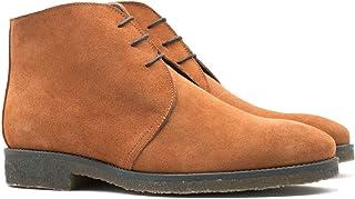 Chaussures réhaussantes pour Homme avec Semelle Augmentant la Taille jusqu'à 7cm. Fabriquées en Peau. Modèle Alexandro
