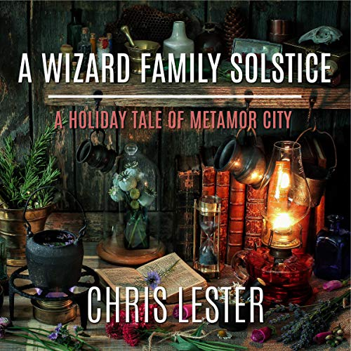 A Wizard Family Solstice cover art