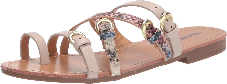 WILLIAM RAST Women's Comfort Flat Sandal