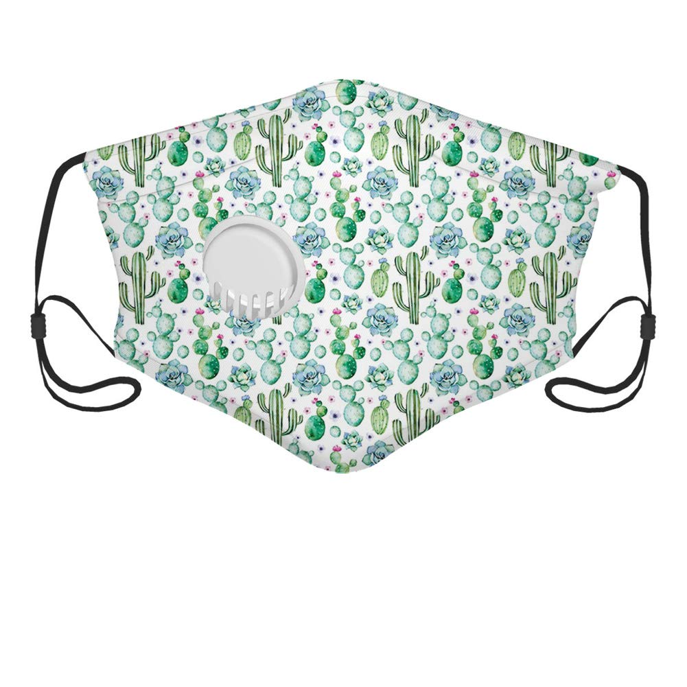 ActivatedCarbonWindproofmask Hand favorite Painted Exotic Ranking TOP16 Plant Style
