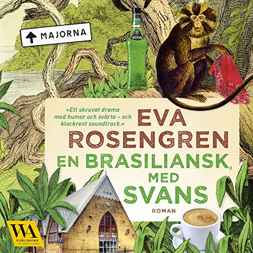 En brasiliansk med svans cover art