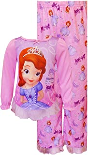 Girls' Disney Sofia The First Manners are Enchanting Pajama Set 2T
