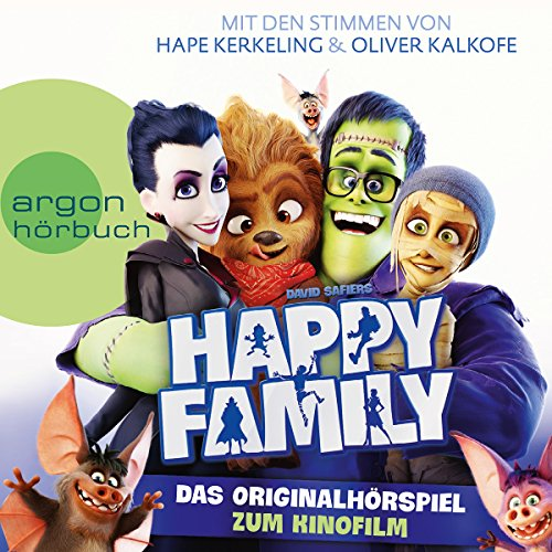 Happy Family  By  cover art