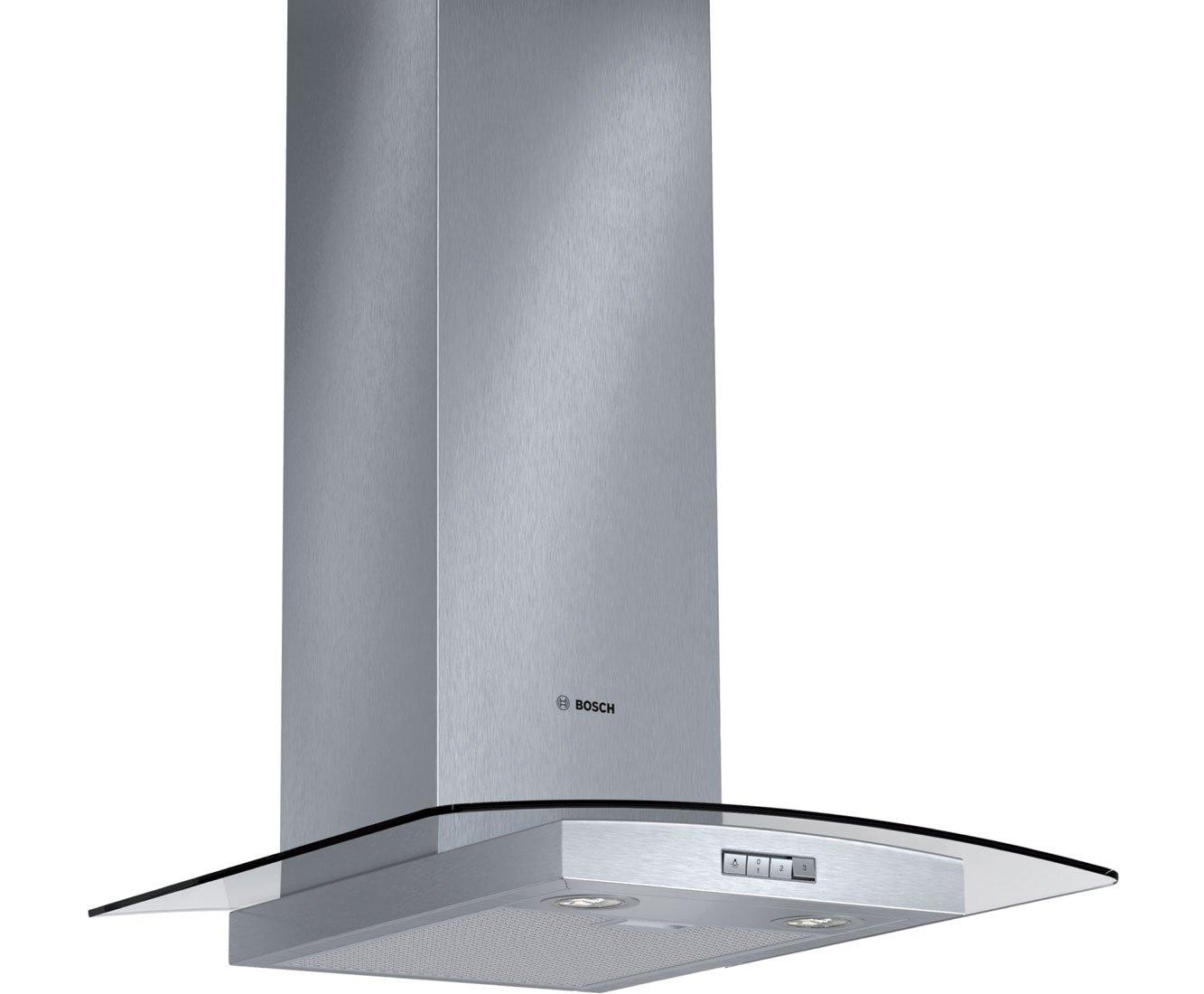 Bosch DWA064W51B - Campana (450 m³/h, Canalizado/Recirculación, D, E, B, 62 dB): Amazon.es: Hogar