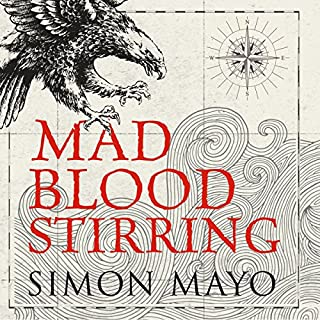 Mad Blood Stirring cover art