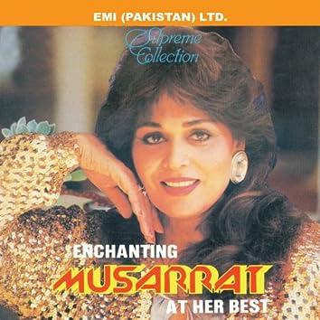 Enchanting Mussarat Nazir At Her Best