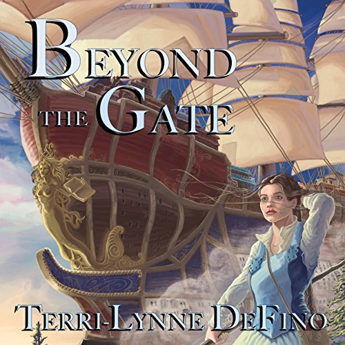 Beyond the Gate audiobook cover art
