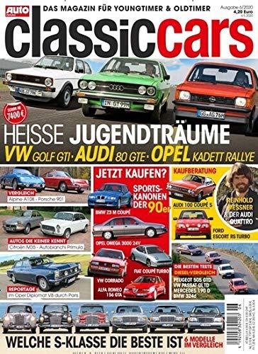Auto Zeitung Classic Cars 6/2020