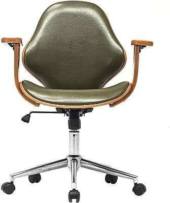 Amazon.com: Sillas CJC sillón de malla giratorio ...
