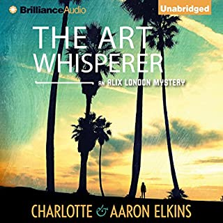 The Art Whisperer audiobook cover art