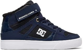 DC Kids' Spartan High Wnt Ev Skate Shoe