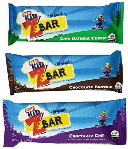 CLIF Kids Zbar Variety Pack, 1.27 oz, 36 Count Nevada