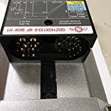 GOWE 9KW ATC Spindle Motor 6.4NM 220V 200/400Hz ISO30/BT30 12000~24000rpm GDZ143x133-9(220V Long Head)