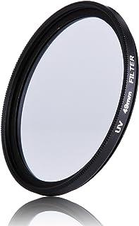 10/ Kit de funda para Canon Nikon Sony c/ámara 1/ Generic 37/mm Macro Close-Up Close Up lente filtro 2/ 4/