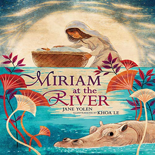 Miriam at the River cover art