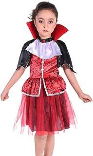 Familus Halloween Vampire Costume for Girls in Hotel Transylvania