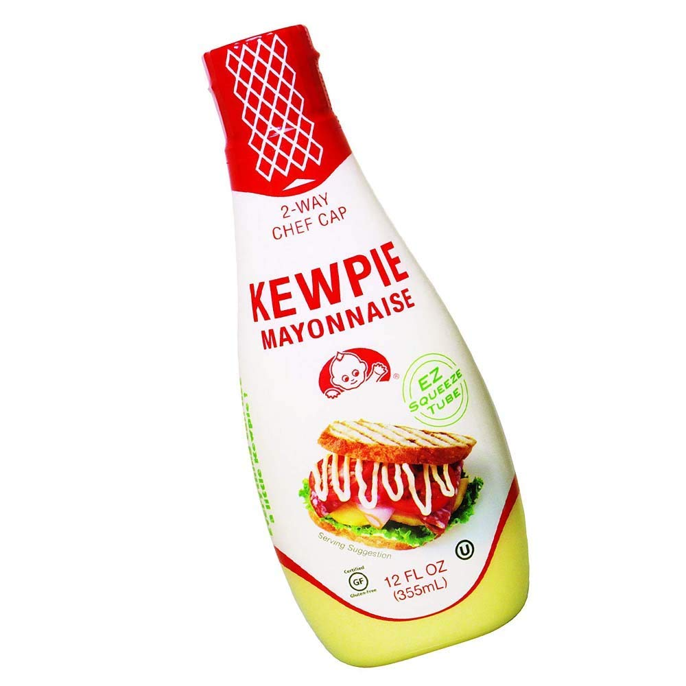 Kewpie Overseas parallel import security regular item Squeeze Mayonnaise 12 Ounce
