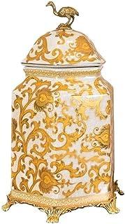 Boite Alimentaire Airtight Spherical alimentaires Jars storage avec poigné Petit Céramique Conteneurs à café for la cuisin...