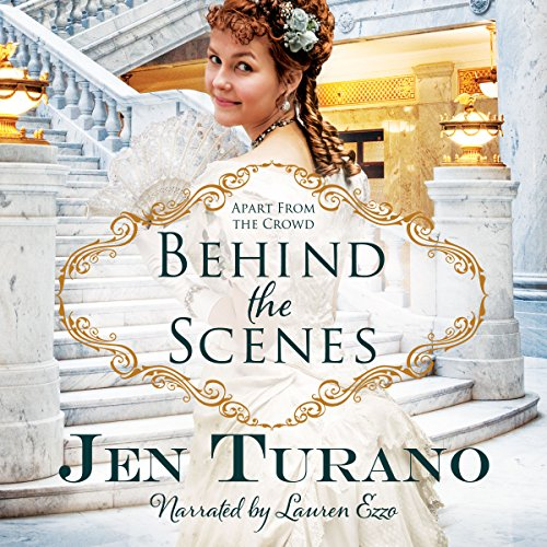 Behind the Scenes audiobook cover art