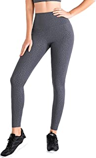 Yoga Clothes 21 Years Spring And Summer Leopard Print Women Double-sided Sanding Leggings Fitness Pants for Yoga Pilates J...