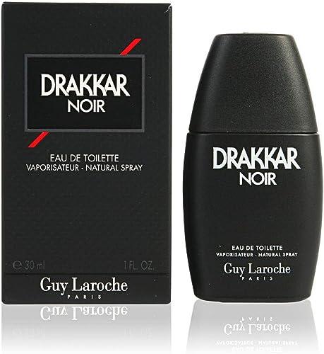 Guy Laroche Drakkar Noir for Men Eau de Toilette, 100ml Spray product image