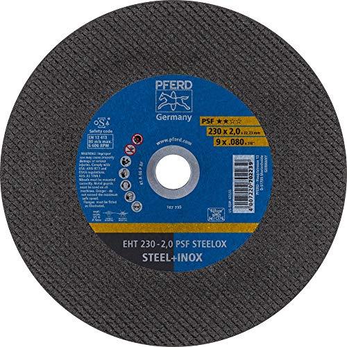 PFERD EHT 230-2,0 PSF STEELOX - Disco de corte (25 unidades) : 69901410