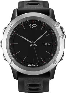 GARMIN(ガーミン) 登山 アウトドアウォッチ GPS マルチスポーツ対応 100m防水 ライフログ fenix 3J 【日本正規品】 133808