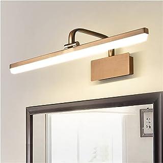 Simple Modern 41/56/71/90cm Mirror Front Light Household Bathroom Anti-Fog Waterproof Dressing Table Makeup Fill Lights Mu...