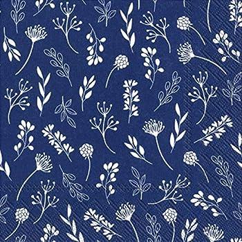 color crema magnolia 3 capas 4 servilletas de papel para decoupage . 33 x 33 cm 4 servilletas individuales para manualidades y servilletas