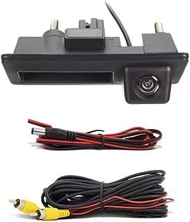 Câmera de ré com maçaneta incorporada Para VW T-Cross JR8 Imports