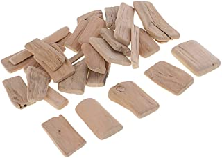 250g 40-105mm Natural Driftwood Pieces Craft Sticks Small for Northumbrian Coastline Display Arts and Craft DIY Decoratin...