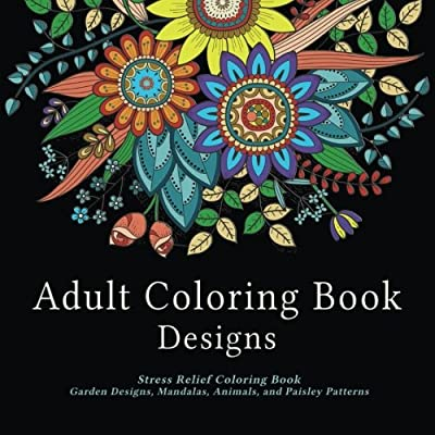 The Benefits Of Adult Coloring Amp The 10 Best Selling