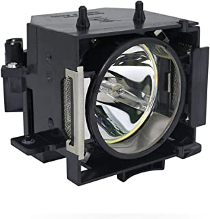 ELPLP30 Replacement Lamp with Housing Fit for EPSON EMP-61 EMP-81 EMP-81 EMP-821 PowerLite 61p