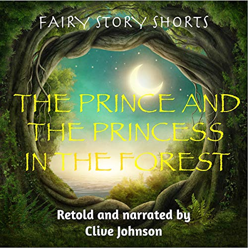 The Prince and the Princess in the Forest cover art