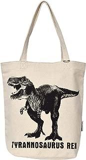 Schleich(シュライヒ) トートバッグ 恐竜 ティラノサウルス